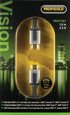 Bandridge PROV1001 HDMI Cable