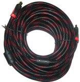 Microware HDMI 1.4v HDMI Cable (Red)