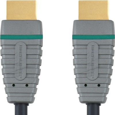 Bandridge BVL1202 HDMI Cable High Speed with Ethernet - 2 m