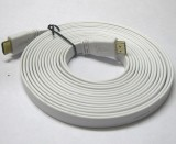 Sheen HDMI Cable 1.4v HDMI Cable (White)