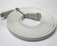 Sheen HDMI Cable 1.4v HDMI Cable(White)