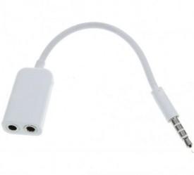 AKIRA AUDIO SPLITTER/HEADPHONE SPLITTER FOR HTC DESIRE 516 Headphone Splitter