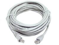 Generix Gx 5 Meter CAT 5E Ethernet RJ45 LAN Cable(White)
