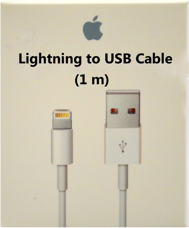 Apple Lightning to USB Cable Infinite Loop Lightning Cable