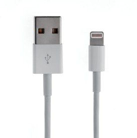 Infolink High Speed Charging USB Lightning Cable(White)