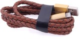 Chkokko Leather Coated Lightning Cable (...
