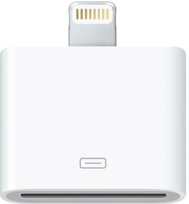 Apple MD823ZM/A Lightning to 30-pin Adapter Lightning Cable (White)