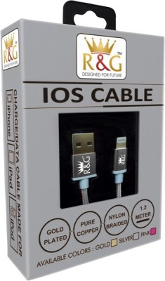 R&G Design For Future R&GCS7E01-ICAB01 Lightning Cable