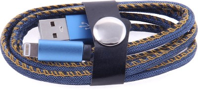 CHKOKKO Cloth Coated USB Lightning Cable