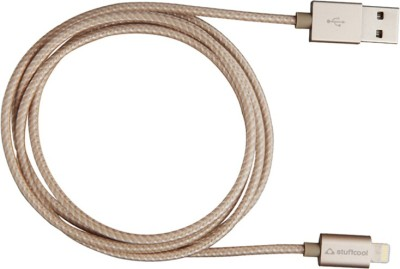 Stuffcool LGFNS-RGLD Lightning Cable