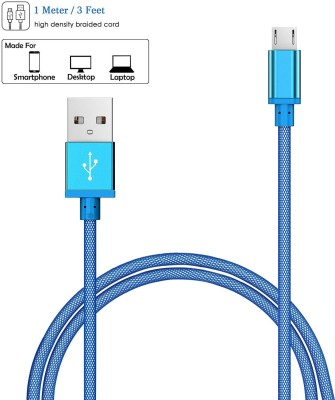 E LV Cab-And-Netted Lightning Cable