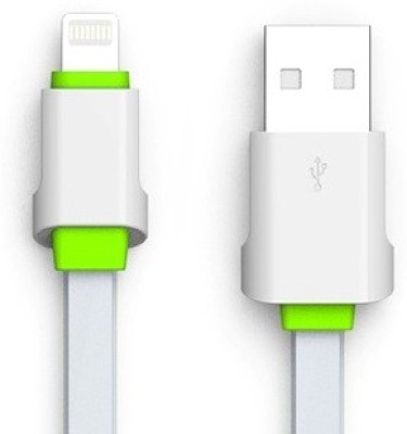 LDNIO WhiGreen Lightning Cable