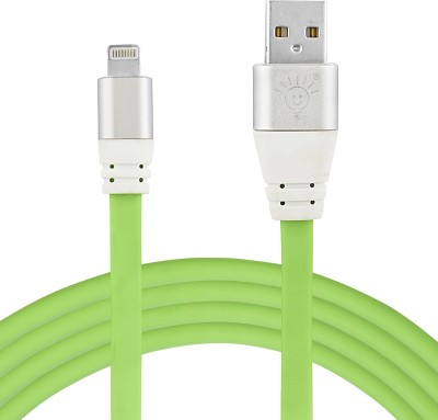 Parallel Universe OVL-AP-RUB-GR1 Lightning Cable(Green)
