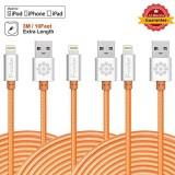 Fcolor 3220477 Lightning Cable (Orange)