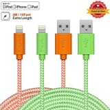 Fcolor 3215041 Lightning Cable (Multicol...