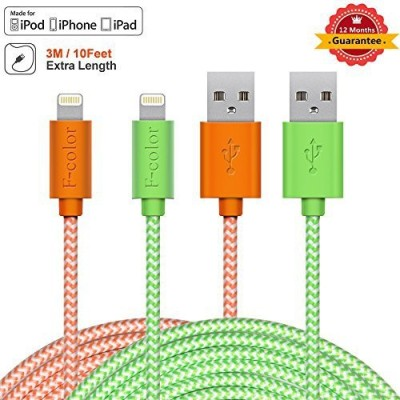 Fcolor 3215041 Lightning Cable