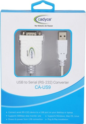 Cadyce RS-232 Network Cable