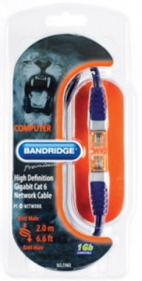 Bandridge SCL7202 Network Cable
