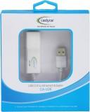 Cadyce CA-U2E Network Cable (White)
