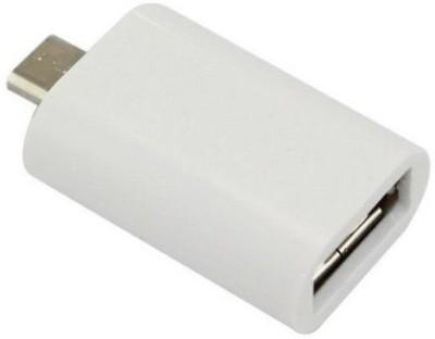 Tech Gear USB, Micro USB OTG Adapter(Pack of 2)