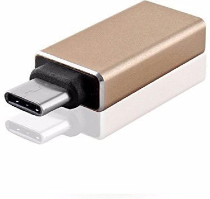 Roboster USB, USB Type C OTG Adapter(Pack of 2)