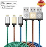 Jdb JD0332 Lightning Cable (White)