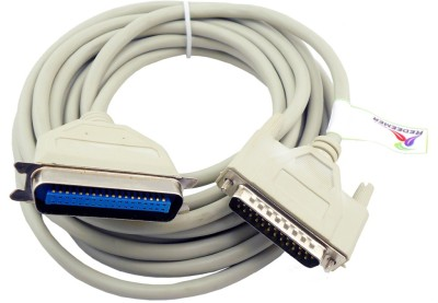 Redeemer 5 Meter LPT Printer Cable Patch Cable