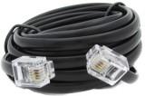technxt boss scheme Patch Cable (Black)