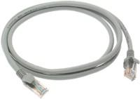 dlink 3 mtr RJ45 cord scheme Patch Cable(Grey, Blue)