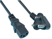 Sharp 1.5 MTR Power Cord(Black)