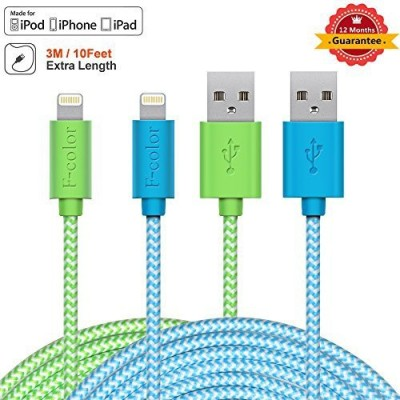 Fcolor 3216347 Lightning Cable