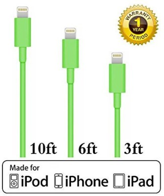 New Tech Junkies 3218067 Lightning Cable