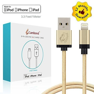 Cambond 3219085 Lightning Cable