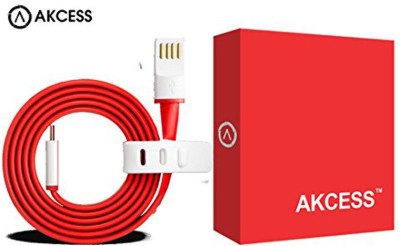 AKCESSIBLE USB TYPE C CABLE FOR LETV LE 1S USB C Type Cable