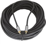 Aero AESB-15-15 Stereo Audio Cable (Blac...