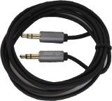 Aero AEAU-11 Stereo Audio Cable (Black)