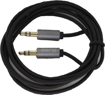 Aero AEAU-11 Stereo Audio Cable(Black)