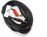 Redeemer 5 Meter 2 RCA To Male 3.5mm Ste...