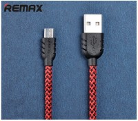 Remax Suteng Android Data Cable Sync & Charge Cable(Red)