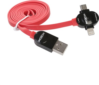 FIRETALK MOXOM SERIES 2IN1 INTELLIGENT Sync & Charge Cable