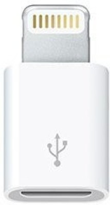 Tapawire Lightning 8 Pin to Micro USB Converter/Sync Charge Iphone 5 Ipad Mini 4 Apple USB Cable(White)