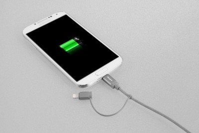 Targus 2in1 Lightning & Micro Usb - ACC995AP Sync & Charge Cable
