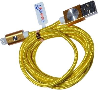 GooDiT DC210_YELLOW Sync & Charge Cable