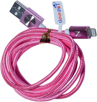 GooDiT DC210_PINK Sync & Charge Cable