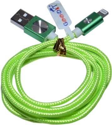 GooDiT DC210_GREEN Sync & Charge Cable