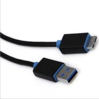 Prolink USB 3.0 Micro Plug Cable 1.5 mts PB458-0150 Sync & Charge Cable(Black)