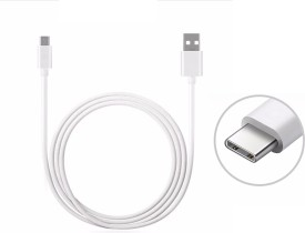 BitBlaze Sync and Charge W01 USB C Type Cable(White)