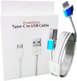 Plantech C-WLetv-1 USB C Type Cable (Whi...