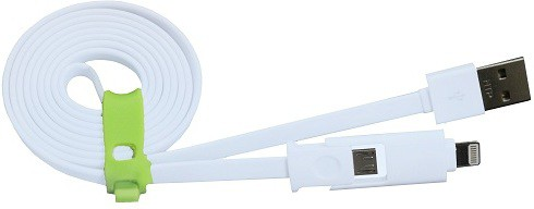 Casotec 269011 (8-Pin) Lightning Cable(White)