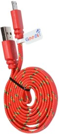 GooDiT Universal Micro USB Cable(Red)